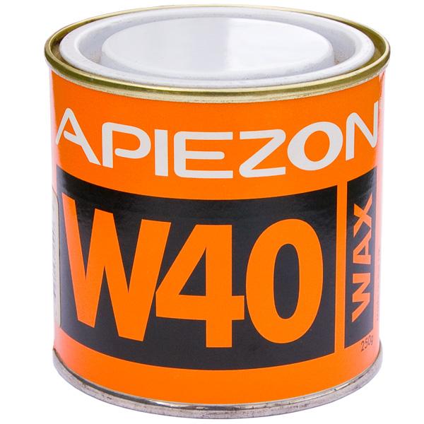 Apiezon Wax W40 Softest Vacuum Sealing, Softening Point 45°C, 6x10-8 Torr at 20°C, Wax,